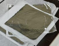 Поталь Китай серебряная, 16 см * 16 см, 100 листов