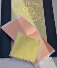 Манетти трансферное сусальное золото