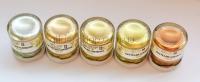 Феррарио, Ferrario, металлический пигмент, пальчиковое золото, пудра, 25 мл