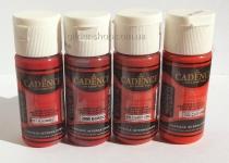 Cadence акриловая краска Premium Acrylic Paint, 25мл