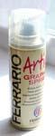 Ferrario лак-спрей прозрачный сатиновый Transparent satin varnish, 200 ml