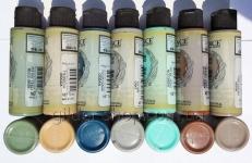 Cadence водная патина, пудра, кремообразная, 70мл, для состаривания, цвет 708, 709, 710, 711, 713, 714, 715