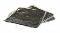 Поталь итальянская серебряная, 16 см * 16 см, 100 листов, Giusto Manetti